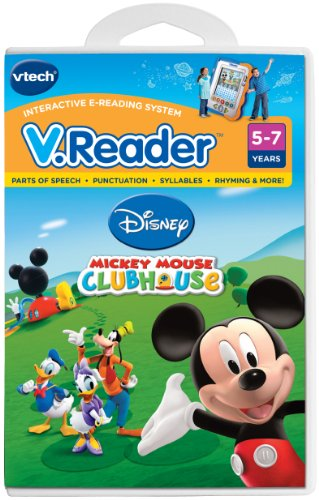 VTech - V.Reader Software - Mickey Mouse Clubhouse - 1