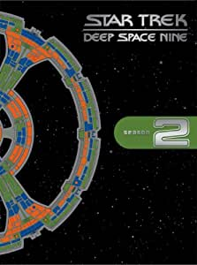 Star Trek Deep Space Nine - The Complete Second Season
