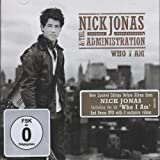 Nick Jonas & Administrat Who I Am -CD+DVD-