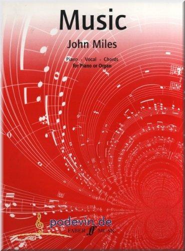 John-Miles-Music-was-my-first-love-Klavier-Gesang-Noten-Musiknoten
