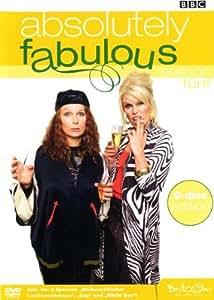 Absolutely Fabulous - Season fünf (2 DVDs) [Import allemand]