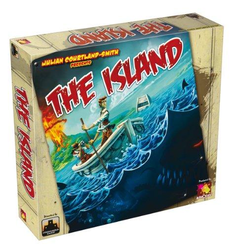 Asmodee – The Island, juego de mesa (ISL01)
