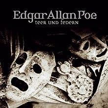 Teer und Federn (Edgar Allan Poe 31) Hörspiel von Edgar Allan Poe Gesprochen von: Ulrich Pleitgen, Iris Berben