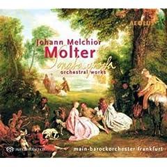 "Molter: ""Sonata grossa"", ?uvres orchestrales"