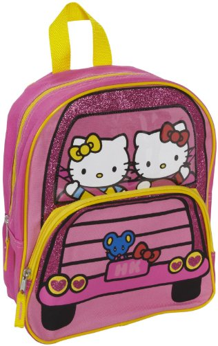 """FAB Starpoint 12"""" Toddler Backpack - Hello Kitty Just Being Kitty"""