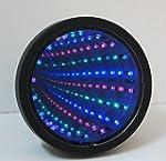 Infinity Mirror Tunnel Lamp LED Light...