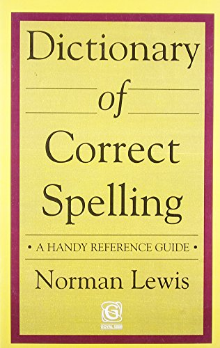 Dictionary of Correct Spelling