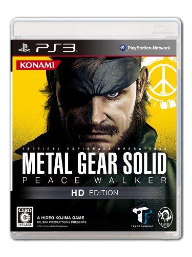 Metal Gear Solid: Peace Walker HD Edition [Japan Import]