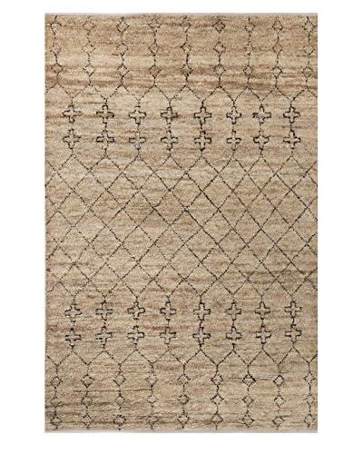 Nikki Chu Naturals Tribal Pattern Handmade Rug