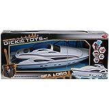 Dickie-Spielzeug - Lancha radiocontrol escala 1:24 (201119548)