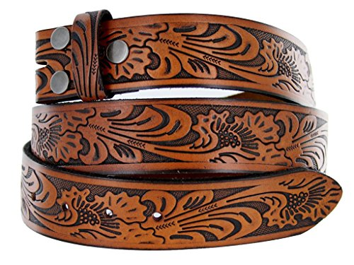 western-floral-embossed-vintage-soft-genuine-leather-belt-strap-15-brown-34