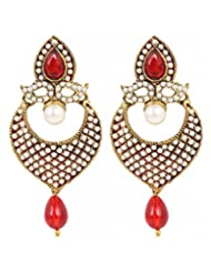 FASHION PARTY WEAR BEAUTIFUL BOLLYWOOD STYLISH EARRINGS sp006