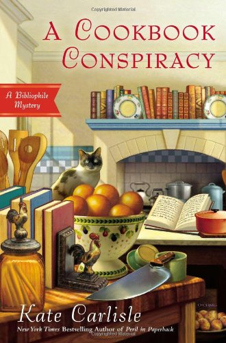Image of A Cookbook Conspiracy: A Bibliophile Mystery