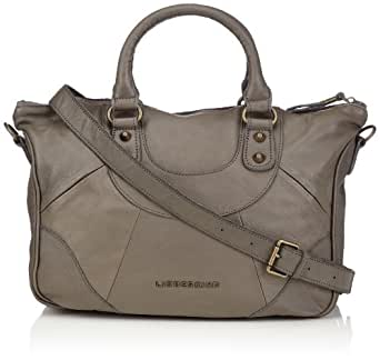 Liebeskind Berlin Estherdvin Top Handle Bag,Taupe,One Size