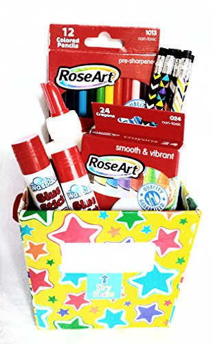 7-piece Back to School Kit - Preschool/Elementary Kit