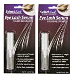 2 EYELASH SERUM - SELECT LASH (0.16 oz x 2 bottles)