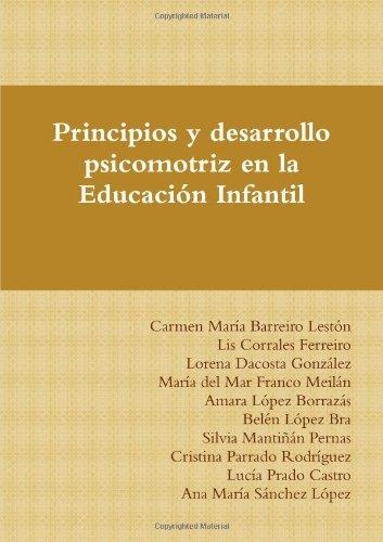 Principios y desarrollo psicomotriz en la Educacion Infantil