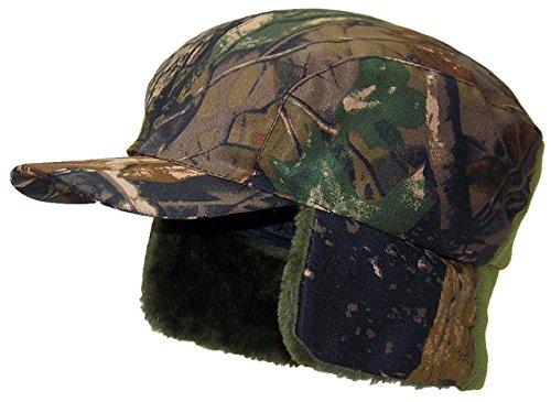 best-winter-hats-adult-2in1-flip-top-visor-w-ear-covers-hardwoods-orange-one-size