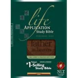 Life Application Study Bible NLT, Personal Size, TuTone (The Lord's Prayer Edition) (Life Application Study Bible, Personal Size: Nltse) ~ Tyndale