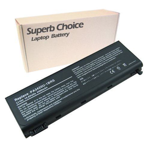 Toshiba Satellite L10 L100 L100-173 L15 L15-S104 L20 L20-153 L20-155 L25 L25-S119 L25-S1192 L25-S1193 L25-S121 L25-S1216 L25-S1217 L30 L35 L35-S1054 L35-S2151 L35-S2161 L35-S2171 L35-S2316 L35-S2366 L35-SP1011 Laptop Battery - Appreciation a scarce Superb