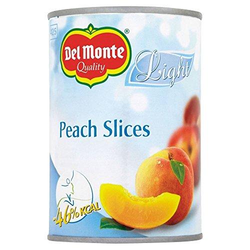 Del Monte Light Peach Slices (400G)