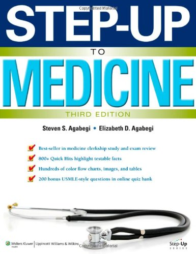 Step-Up To Medicine (Step-Up Series)3Rd Edition
