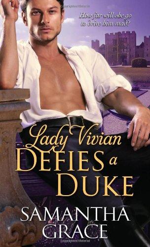 Image of Lady Vivian Defies a Duke (Beau Monde)