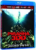 Piranha 3DD [Blu-ray + DVD] (Bilingual)