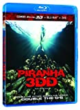 Piranha 3DD [Blu-ray + DVD]