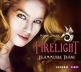 Firelight 02. Flammende Träne [Audiobook] [Audio CD]