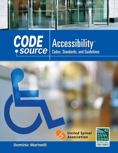 Code Source Accessibility: Codes, Standards, and Guidelines - Cengage Learning - 1111037248 - ISBN:1111037248