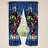 Avengers Drapes, Set of 2