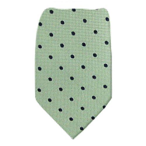 B-TOM-24 - Boys Tommy Hilfiger Necktie - Green Black