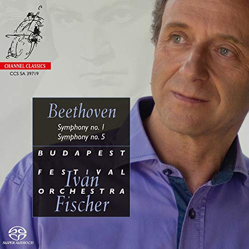 SACD : FISCHER,IVAN / BUDAPEST FESTIVAL ORCHESTRA - Beethoven: Symphonies Nos.1 & 5