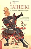 The Taiheiki: A Chronicle of Medieval Japan (Tuttle Classics)