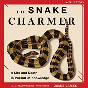 The Snake Charmer Audiobook