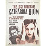 The Lost Honor of Katharina Blum ( Die verlorene Ehre der Katharina Blum oder: Wie Gewalt entstehen und wohin sie fhren kann ) ( The Lost Honor of Katharina Blum, or How Violence Develops and Where It Can Lead ) (Blu-Ray)von &#34;Mario Adorf&#34;