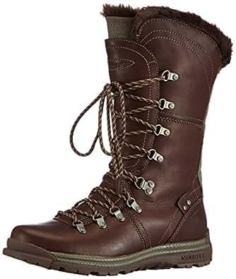 Merrell Natalya Waterproof, Women's Snow Boots, J69330, Brown (Falcon), 3.5 UK