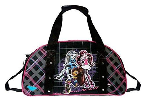 Bolsa De Ombro Monster High : Bolsa deporte en la gu?a de compras para familia