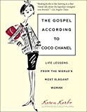 img - for Gospel According to Coco Chanel: Life Lessons From The World's Most Elegant Woman book / textbook / text book