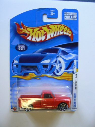Hot Wheels 2002 031 Custom '69 Chevy First Editions 19 of 42 - 1