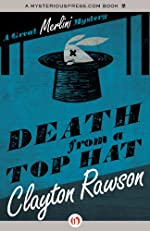 Death from a Top Hat (The Great Merlini Mysteries)