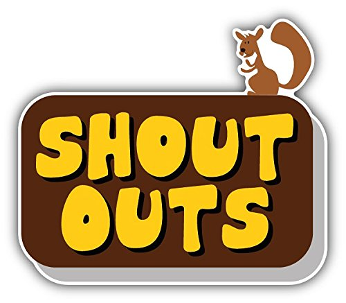 squirrel-shout-outs-slogan-car-bumper-sticker-decal-12-x-10-cm