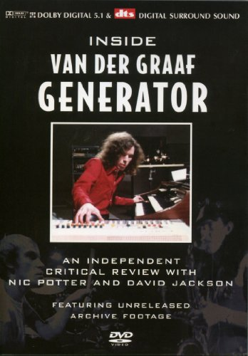 Inside Van der Graaf Generator (Rock Review)