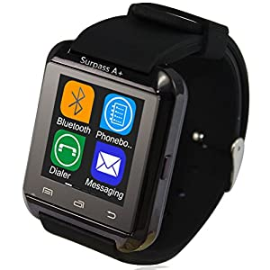 Amazon.com: Surpass A+® Waterproof Stopwatch Smart Bluetooth Watch
