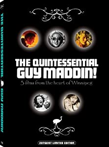 The Quintessential Guy Maddin! 5 Films from the Heart of Winnipeg (Four-Disc Set)