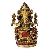 Redbag Brass Statue God Vinayaka