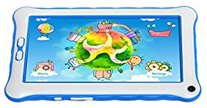 vitalASC vitalHOTT Kids 7 inch 1024*600 1.2Ghz 8GB CAMs WIFI Android 4.2 Tablet pc - Blue