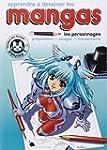 Apprendre � dessiner les mangas - Vol 1