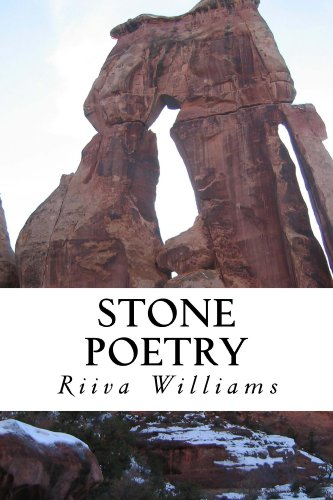 Book: Stone Poetry by Riiva Williams